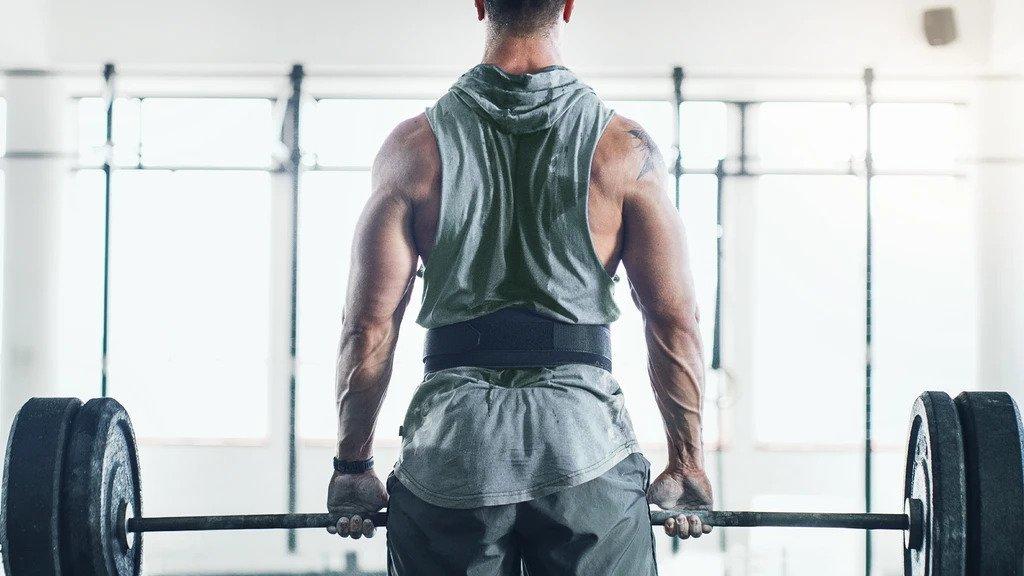 Weight Lifting Belt Measure